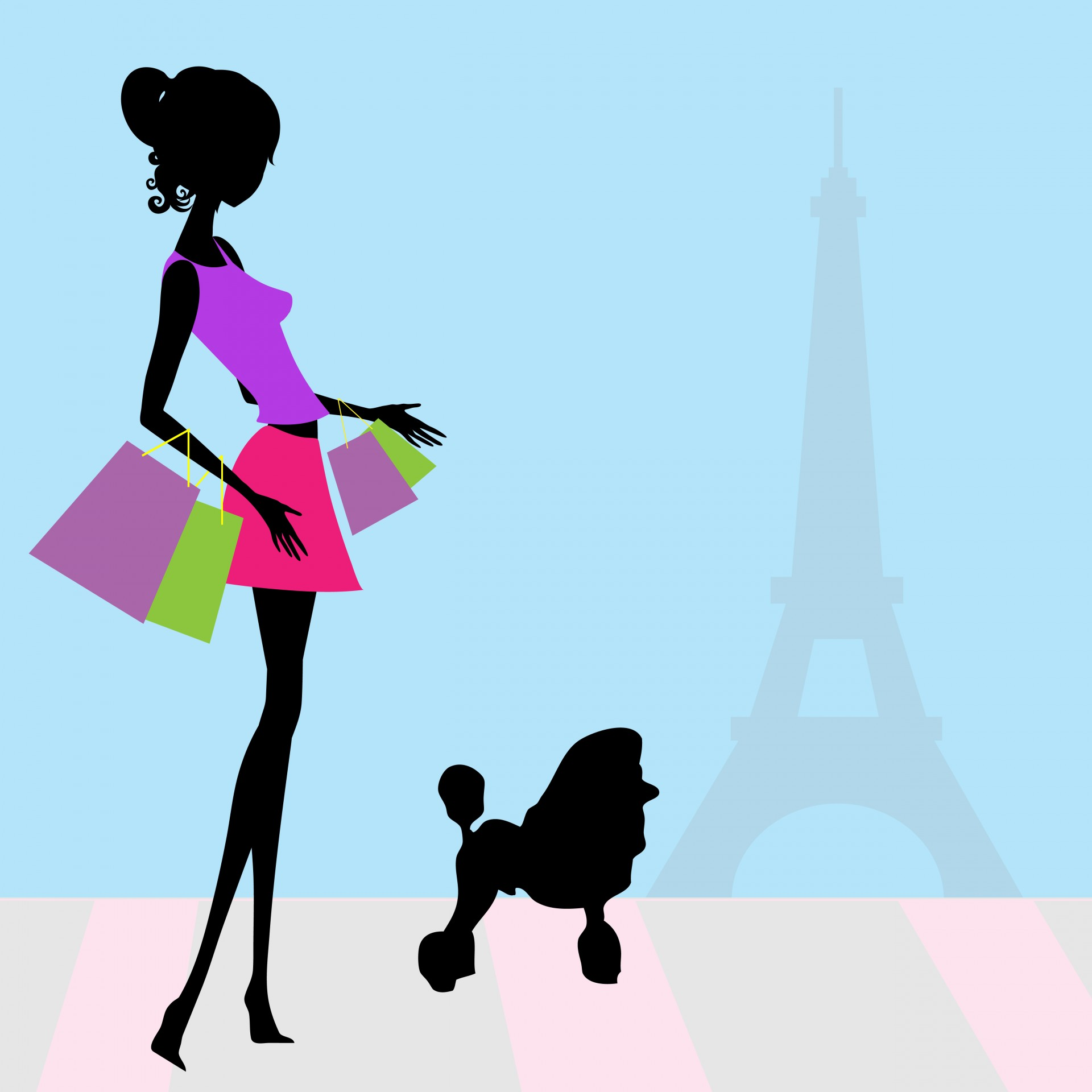 Free download high resolution image - free image free photo free stock image public domain picture -Fashion Woman Shopping Paris