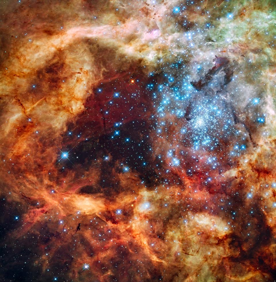 Free download high resolution image - free image free photo free stock image public domain picture  Space Panoramic Portrait of a Vast Star-Forming Region