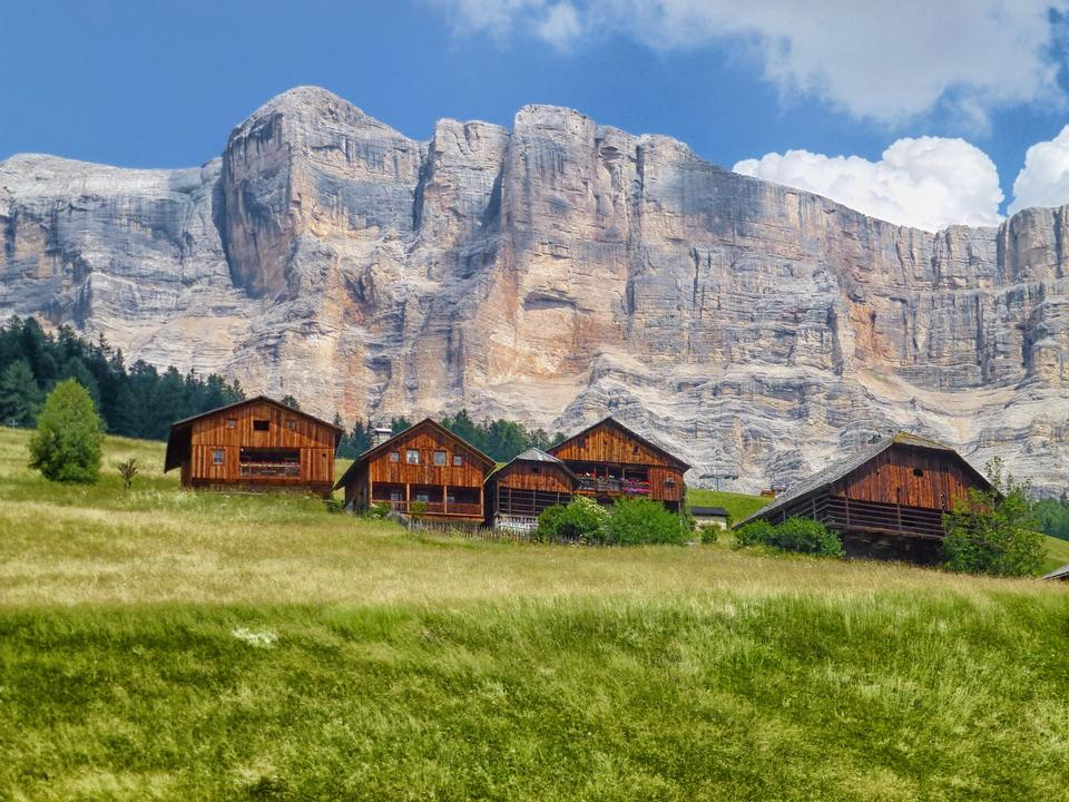 Free download high resolution image - free image free photo free stock image public domain picture  Mountain village in Italy
