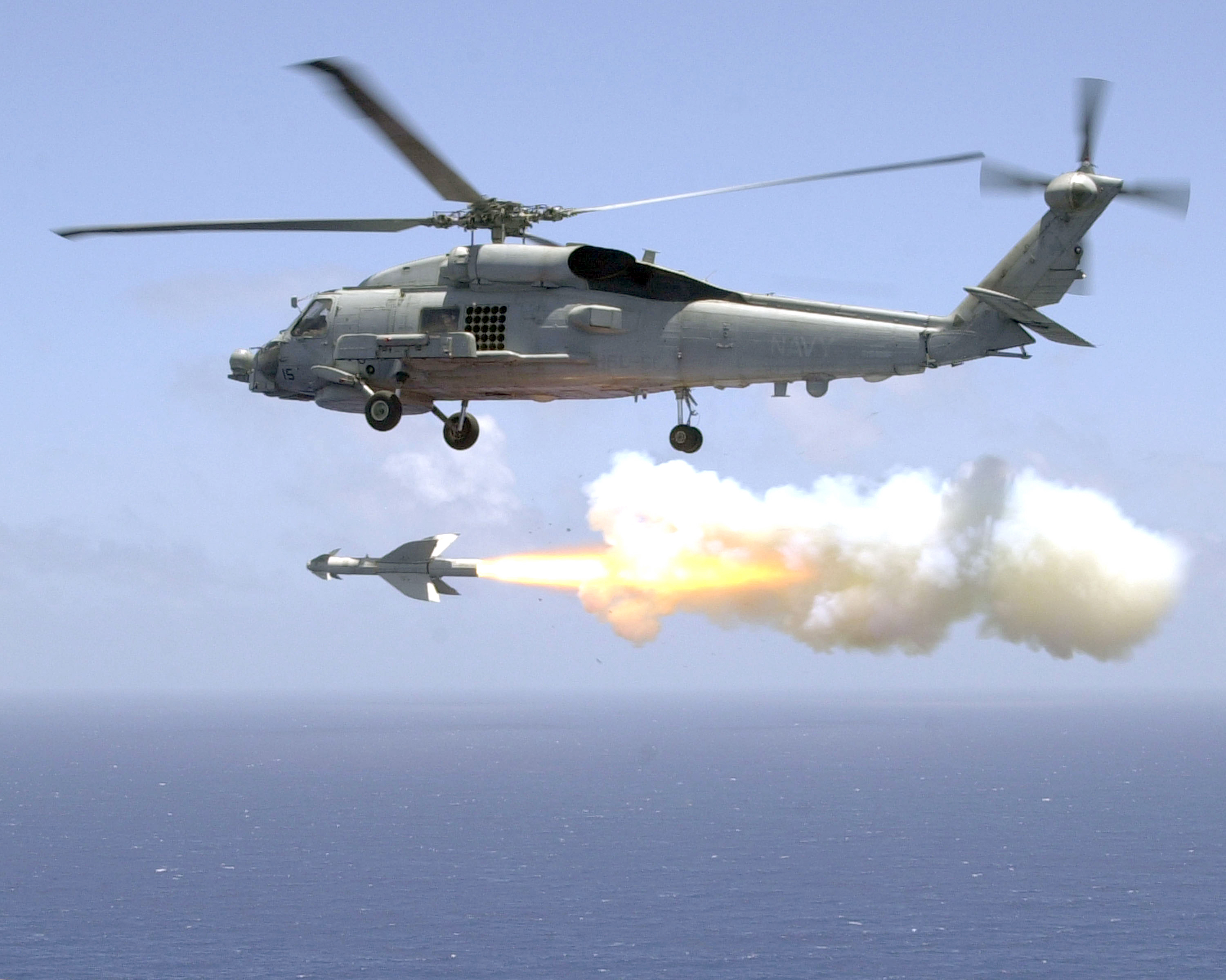 Free download high resolution image - free image free photo free stock image public domain picture -Helicopter Antisubmarine Light Five One fires an AGM-119