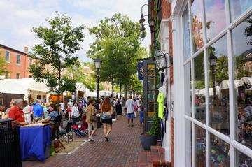 Alexandria, VA - Art and Craft Shows, Festivals