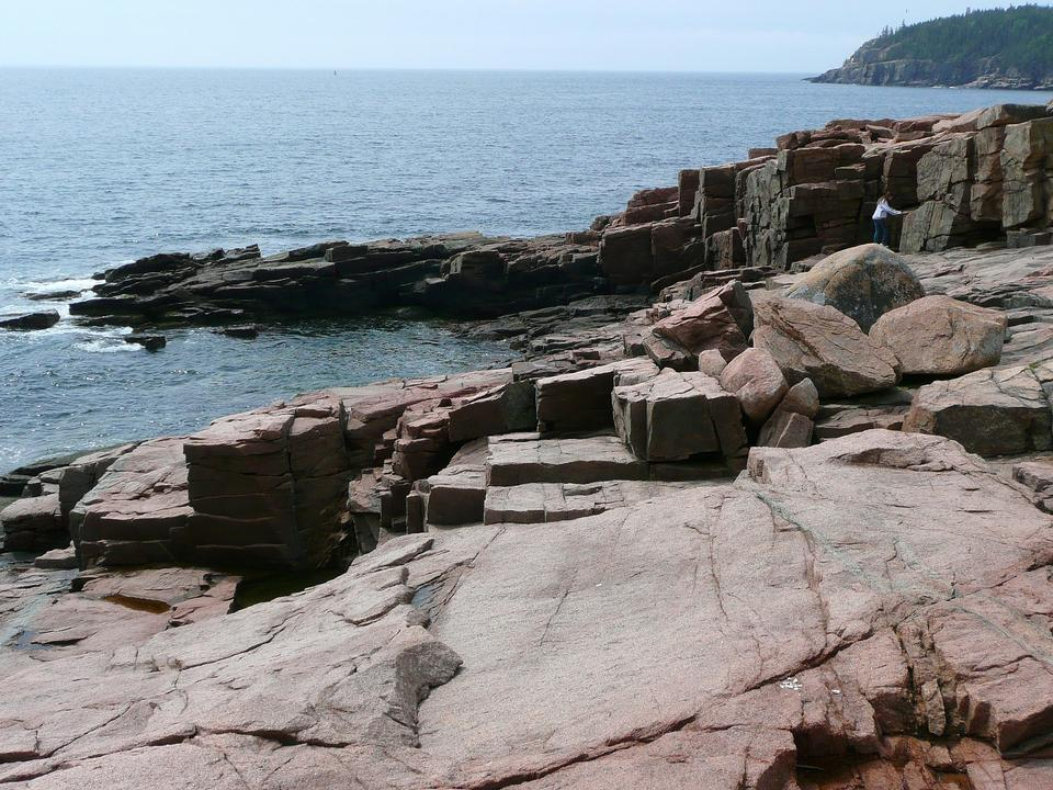 Free download high resolution image - free image free photo free stock image public domain picture  Acadia National Park Shoreline