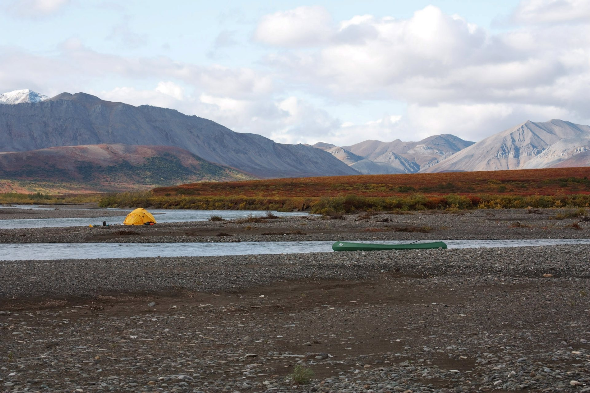 Free download high resolution image - free image free photo free stock image public domain picture -Camping on the Kugururok Alaska