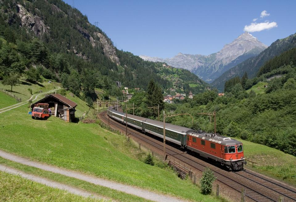 Free download high resolution image - free image free photo free stock image public domain picture  Glacier Express of Matterhorn-Gotthard railway
