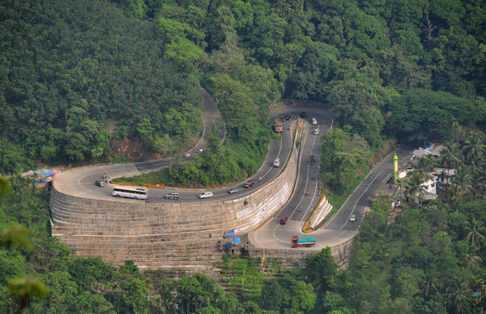 Free download high resolution image - free image free photo free stock image public domain picture  Mountain Pass of Wayanad district in Kerala, India