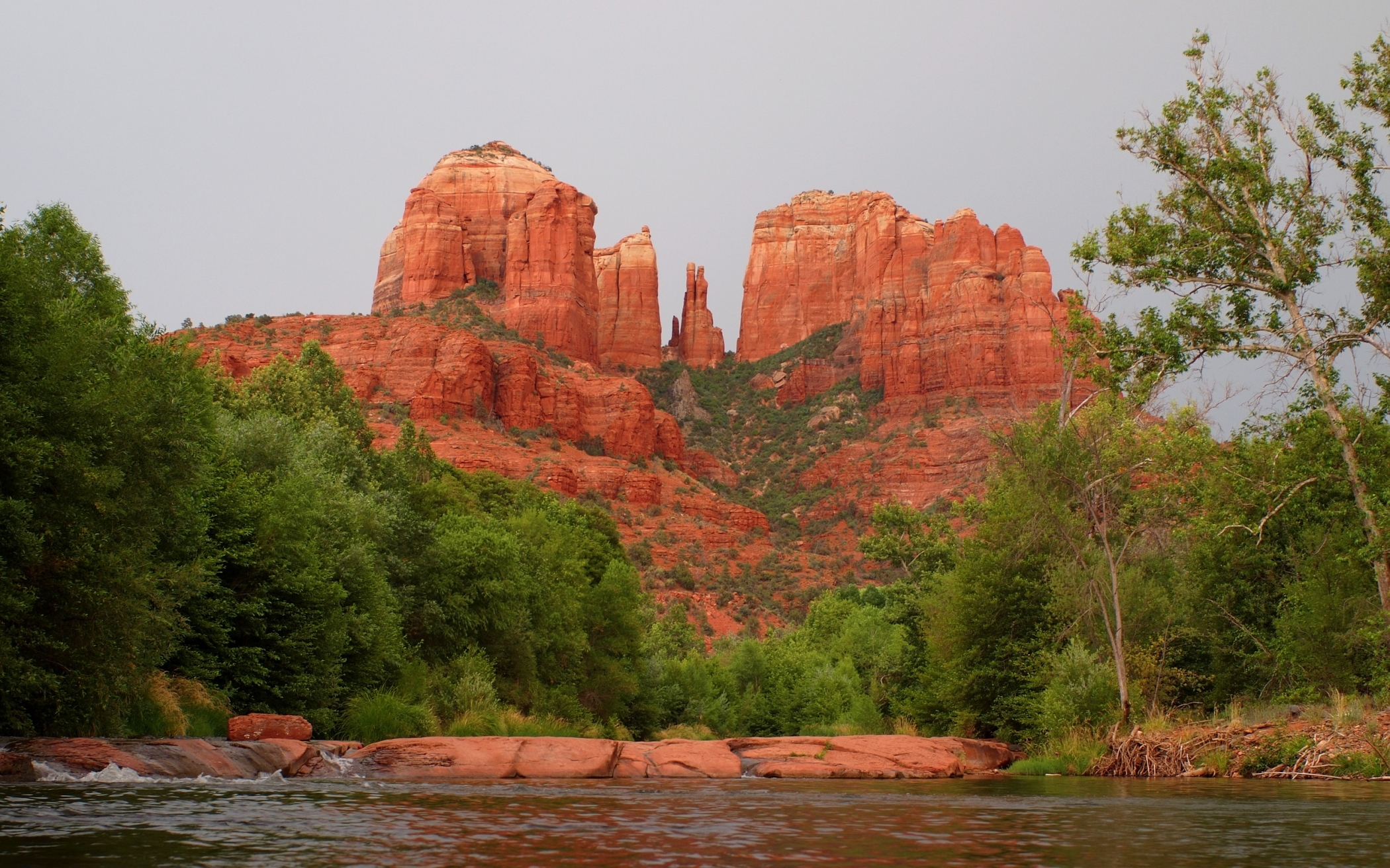 Free download high resolution image - free image free photo free stock image public domain picture -Cathedral Rock in Sedona