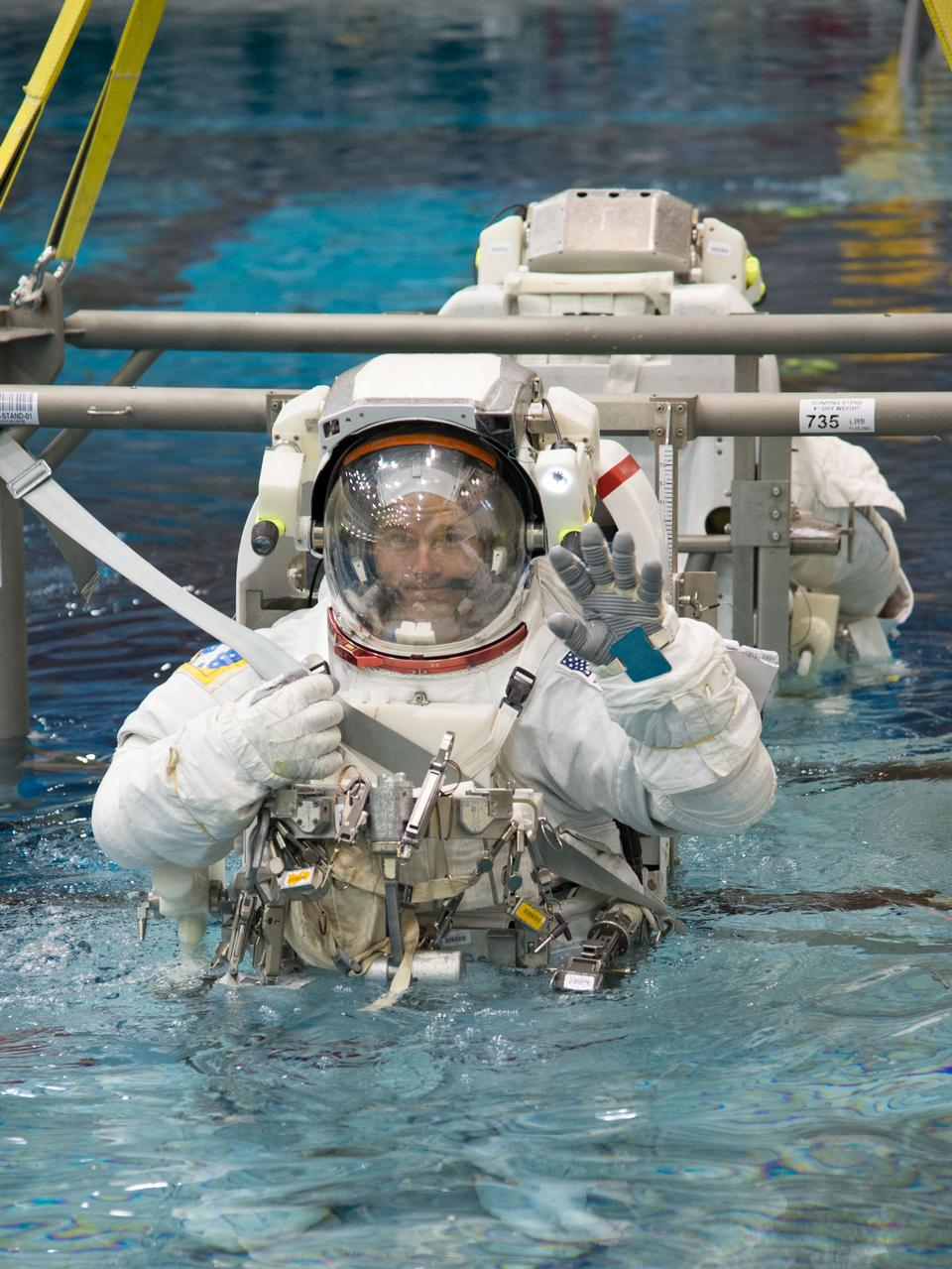Free download high resolution image - free image free photo free stock image public domain picture  Spacewalk Training at the Neutral Buoyancy Laboratory