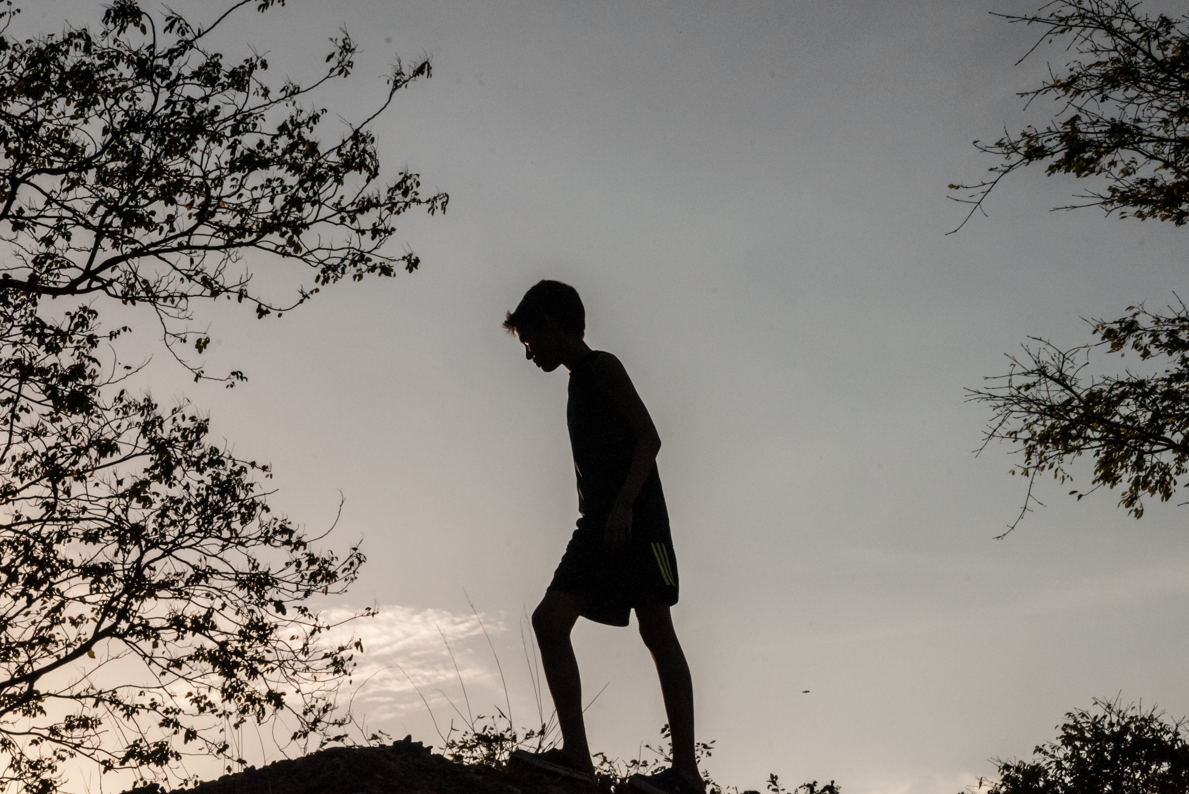 Free download high resolution image - free image free photo free stock image public domain picture -Child climbing Silhouette