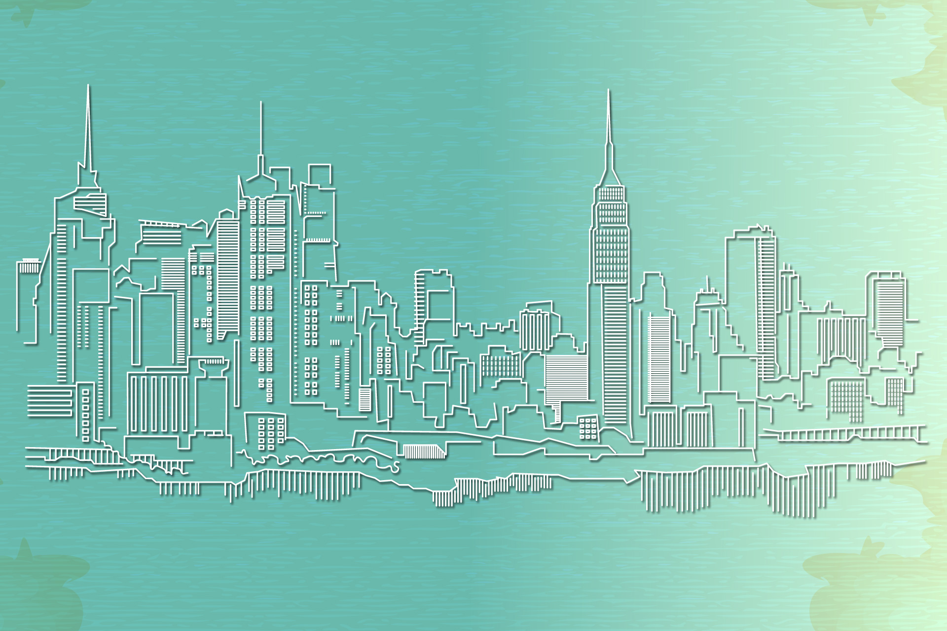 Free download high resolution image - free image free photo free stock image public domain picture -New York City skyline on paper