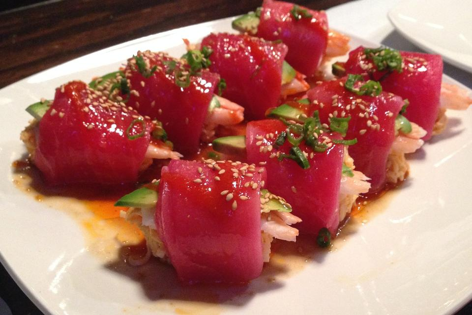 Free download high resolution image - free image free photo free stock image public domain picture  Japanes sushi tuna seafood