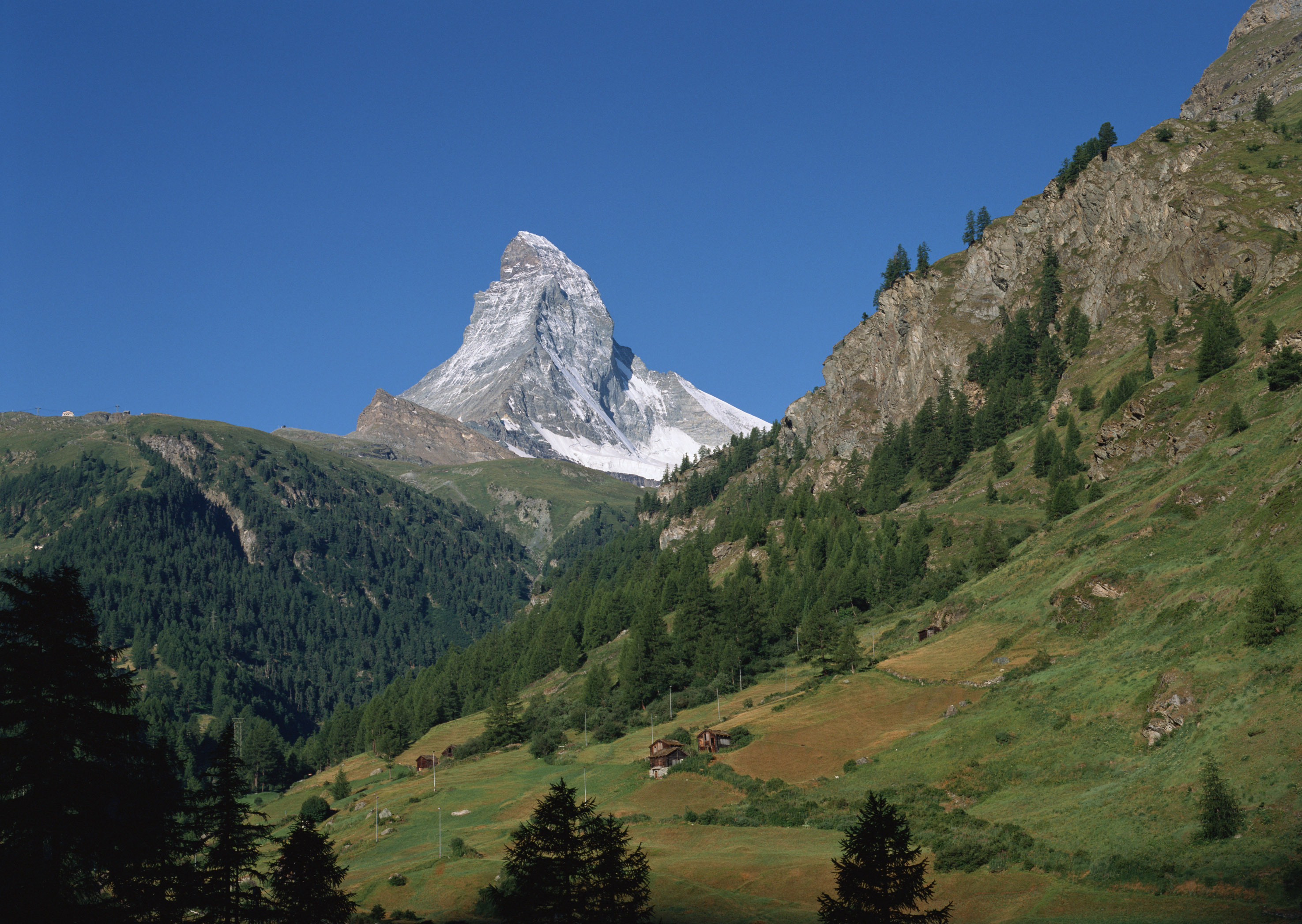 Free download high resolution image - free image free photo free stock image public domain picture -views of the Matterhorn - Swiss Alps
