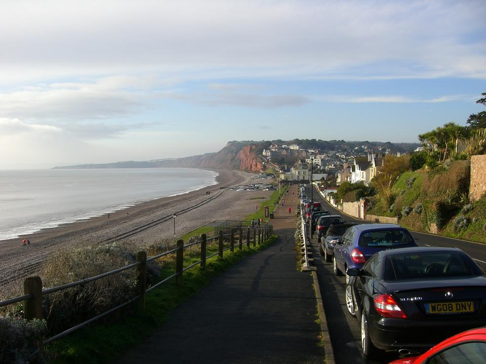 Free download high resolution image - free image free photo free stock image public domain picture  Budleigh Salterton Beach, Devon
