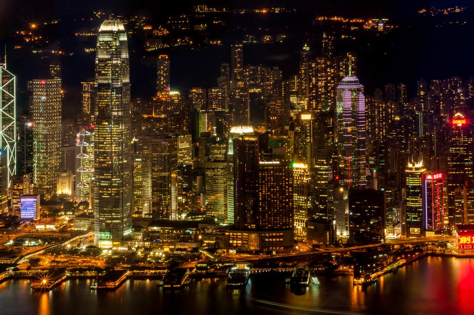 Free download high resolution image - free image free photo free stock image public domain picture  Hong Kong skyline at night