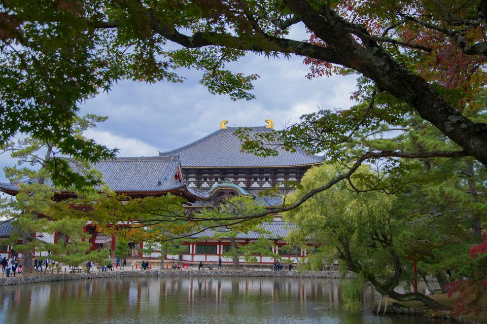 Free download high resolution image - free image free photo free stock image public domain picture  Todai-ji temple in Nara, Japan