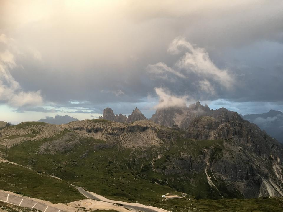 Free download high resolution image - free image free photo free stock image public domain picture  Dolomites landscape, Giau Pass, Italy