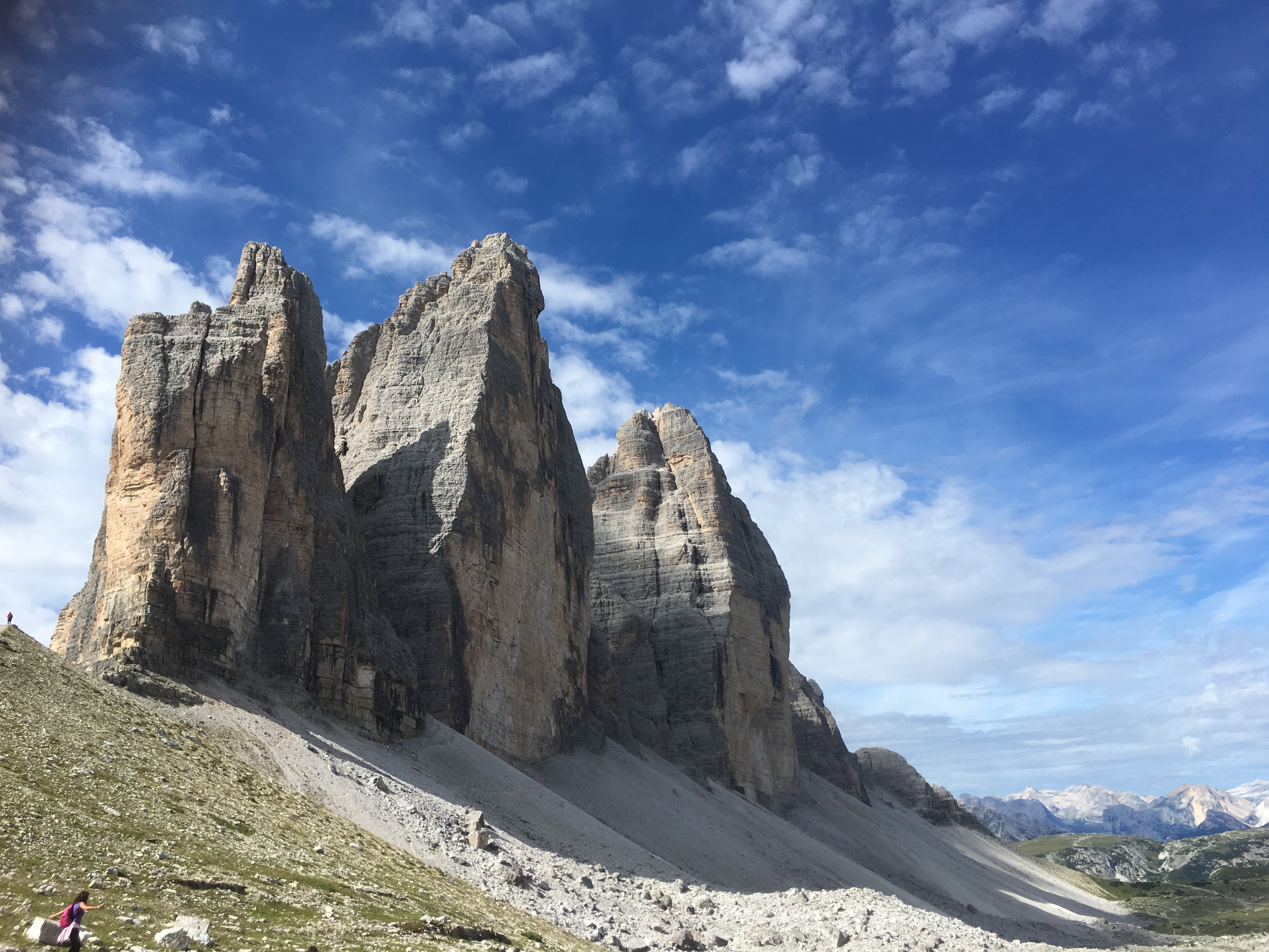 Free download high resolution image - free image free photo free stock image public domain picture -Tre Cime. Dolomite Alps, Italy