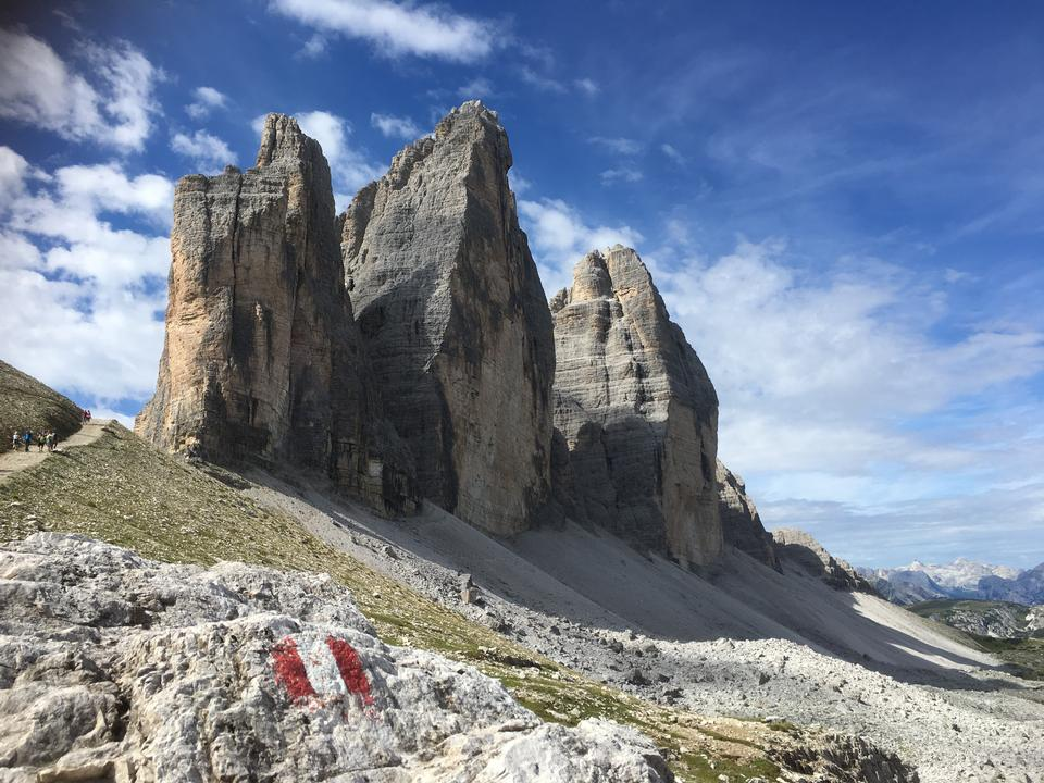 Free download high resolution image - free image free photo free stock image public domain picture  Tre Cime. Alpes Dolomitas, Itália