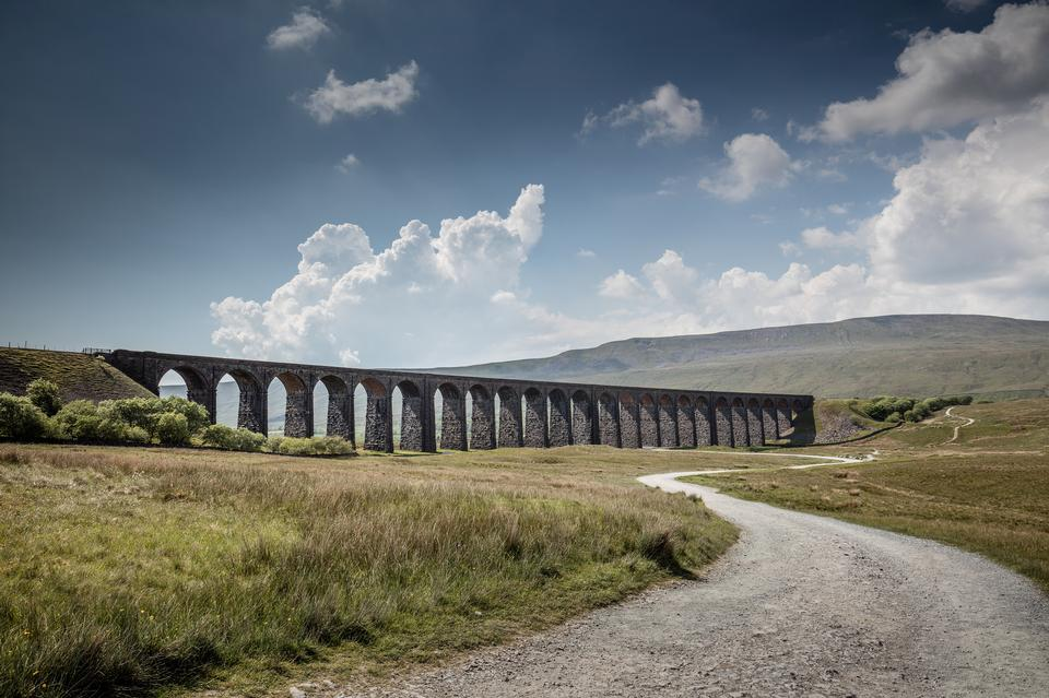 Viadotto Ribblehead, Ribblehead, Yorkshire