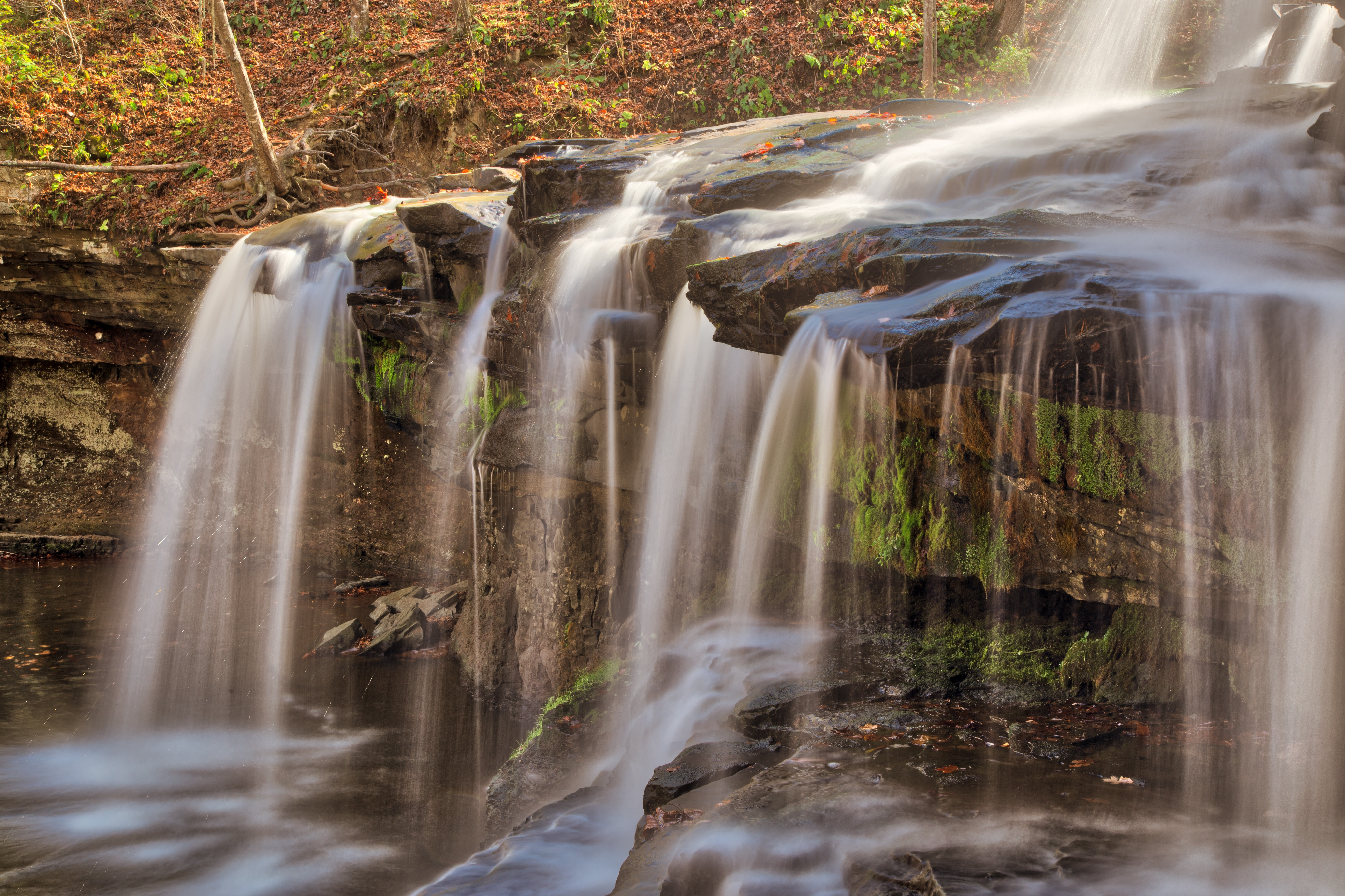 Free download high resolution image - free image free photo free stock image public domain picture -Brush Creek Falls