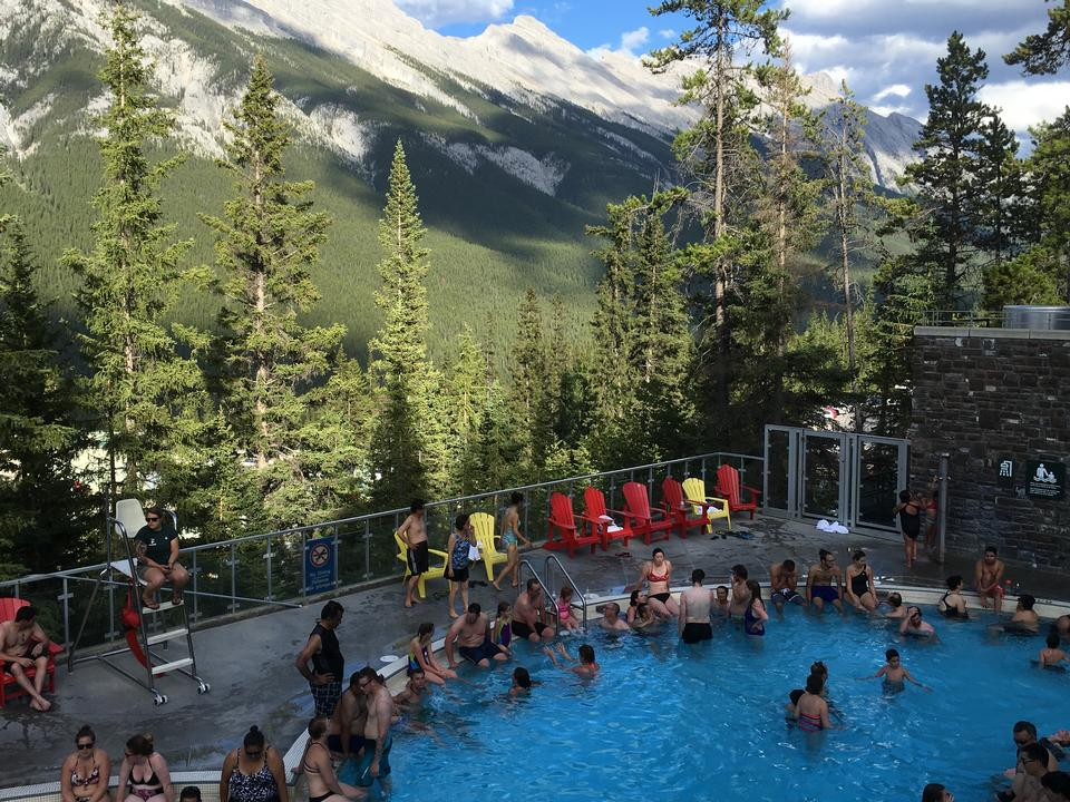 Free download high resolution image - free image free photo free stock image public domain picture  Banff Upper Hot Springs