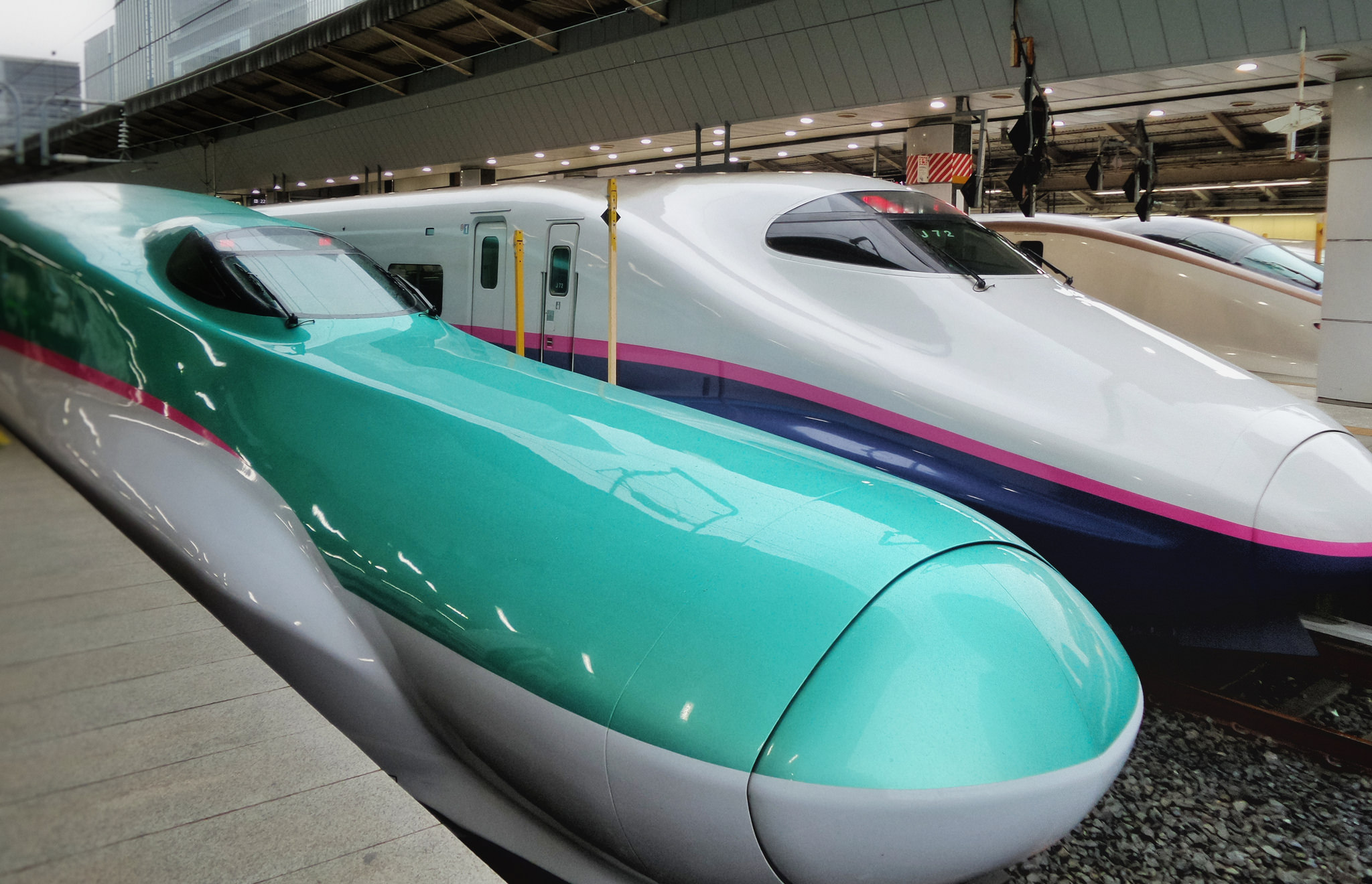 Free download high resolution image - free image free photo free stock image public domain picture -Shinkansen Hayabusa train and other in Tokyo Station, Japan