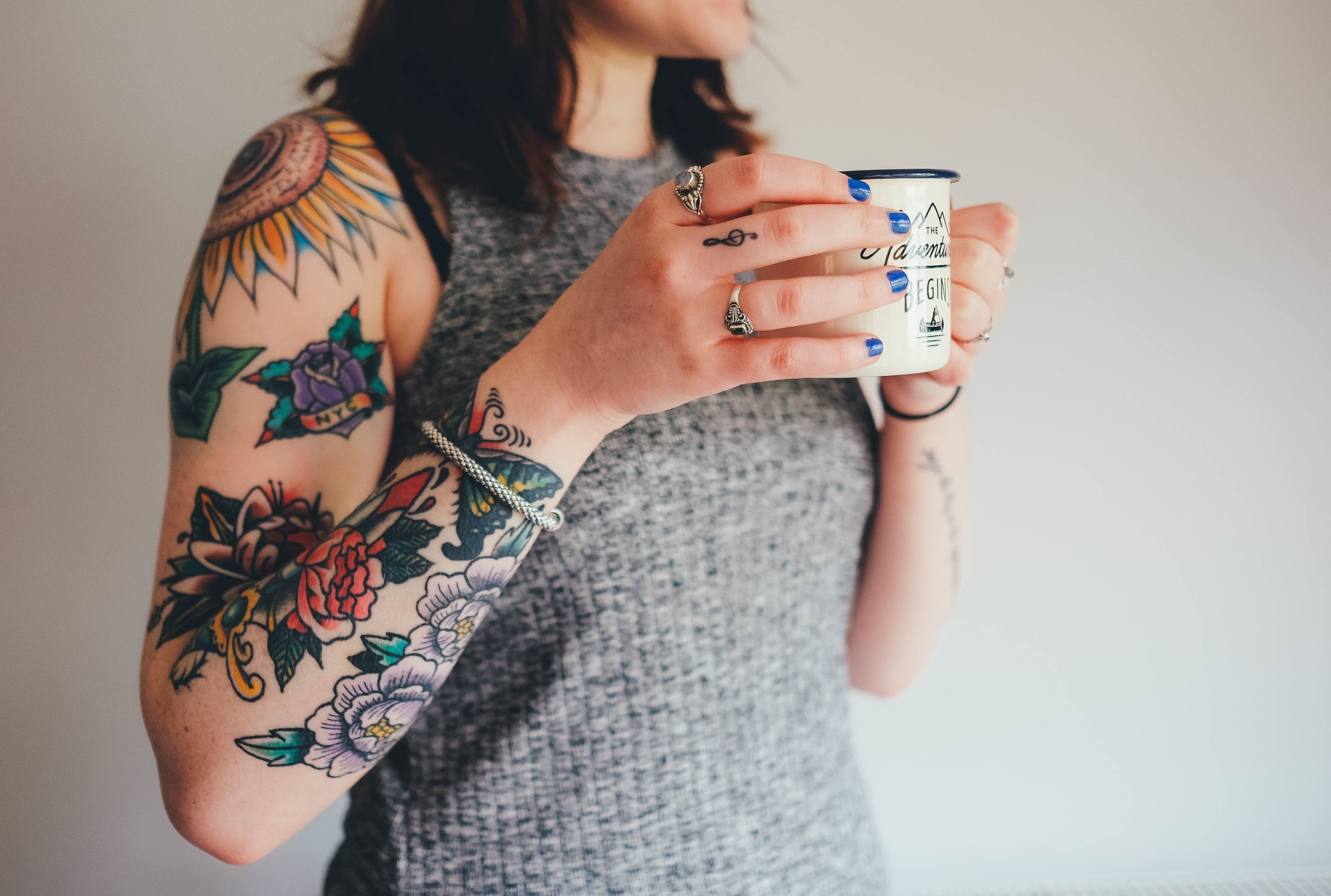 Free download high resolution image - free image free photo free stock image public domain picture -Beautiful tattooed woman
