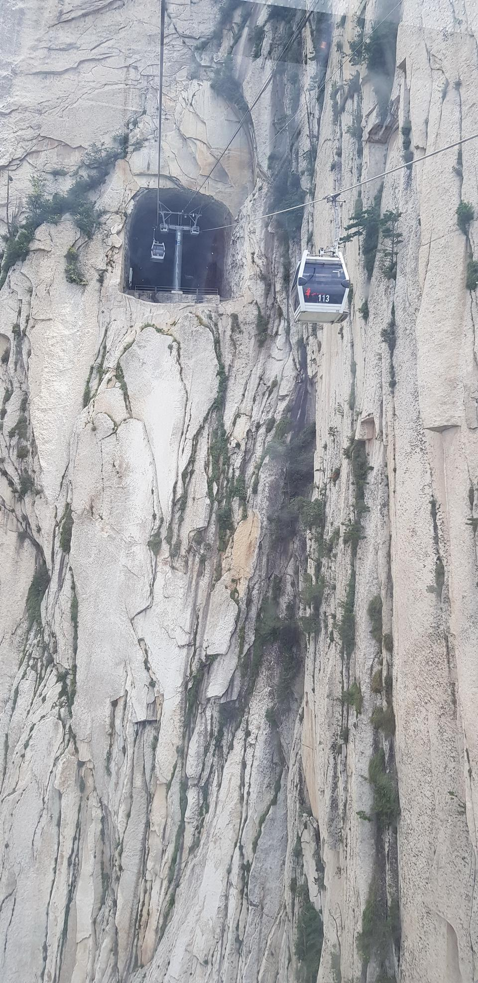 Free download high resolution image - free image free photo free stock image public domain picture  The cable car of mountain, China, Xian