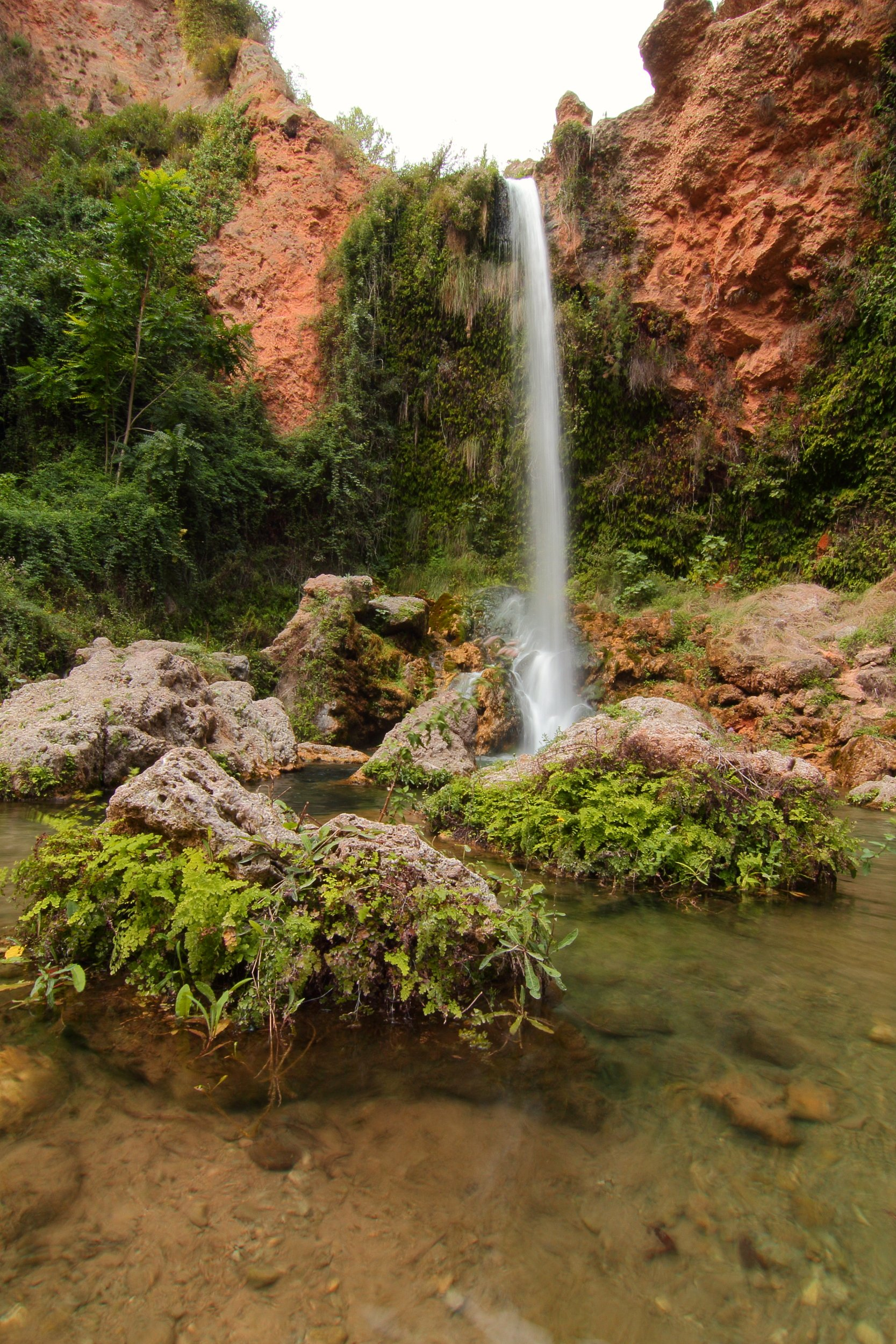 Free download high resolution image - free image free photo free stock image public domain picture -waterfall in Anna, Valencia, Spain