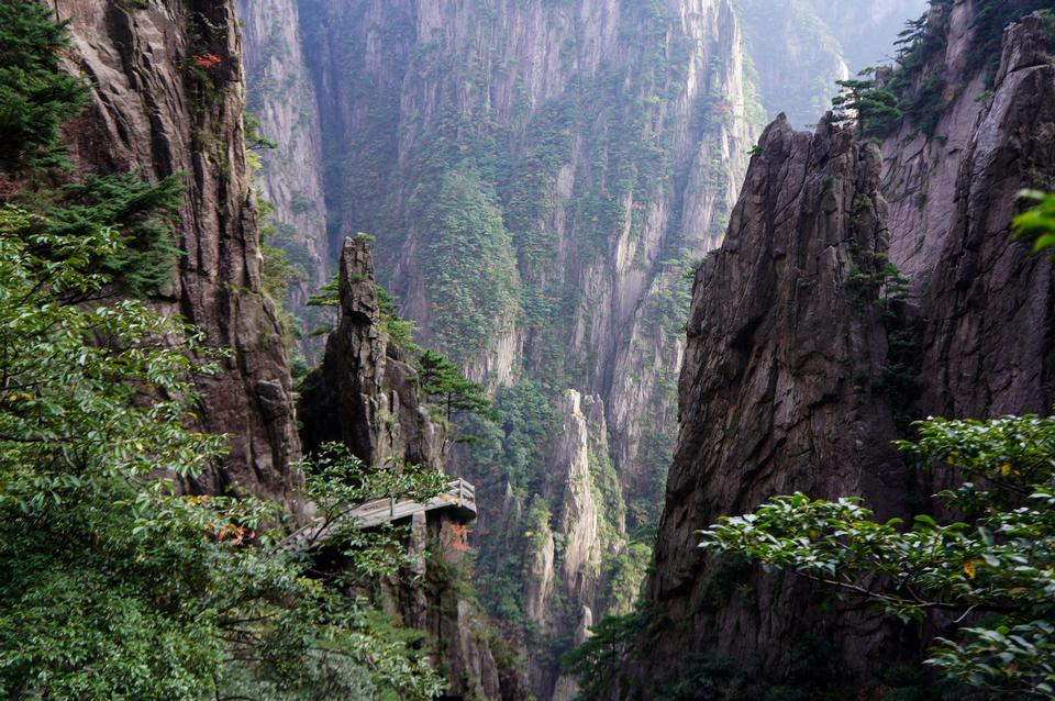 Free download high resolution image - free image free photo free stock image public domain picture  Huangshan mountain, Huangshan, Anhui, China