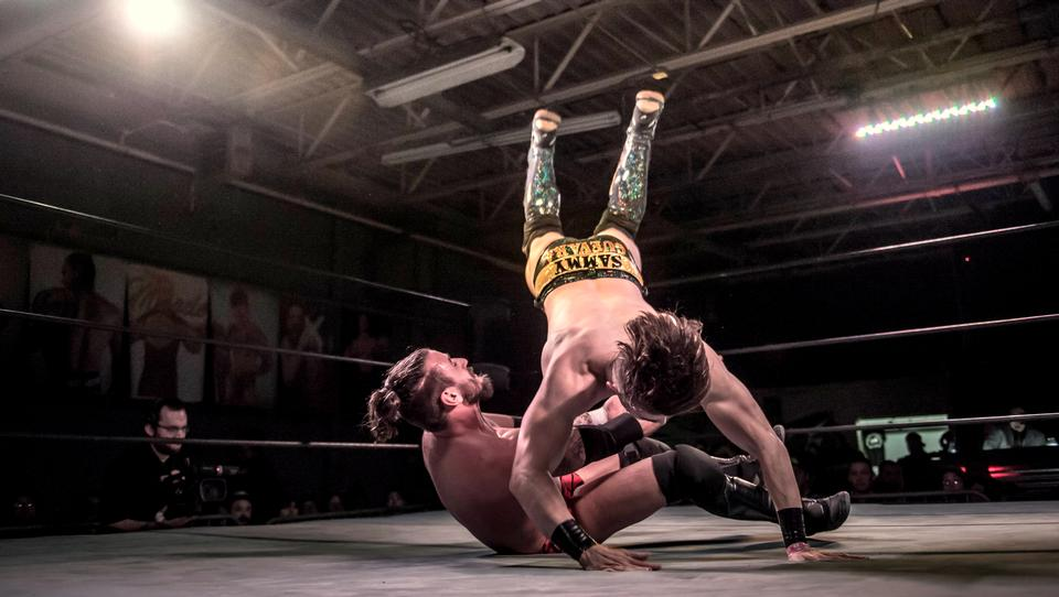 Free download high resolution image - free image free photo free stock image public domain picture  Two Men Battle for Control in Wrestling Match
