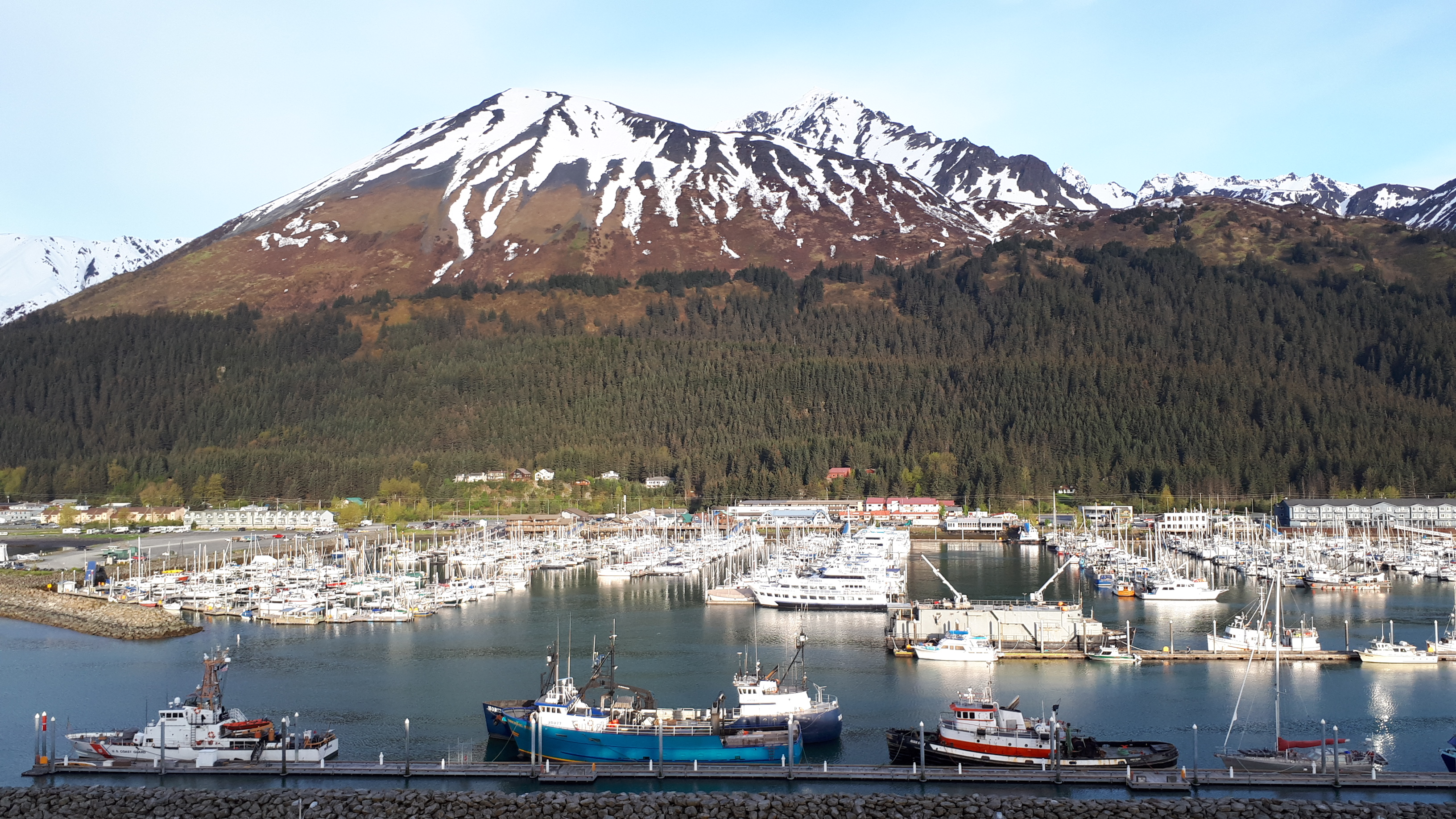 Free download high resolution image - free image free photo free stock image public domain picture -Boat Marina in Seward, Alaska, United States