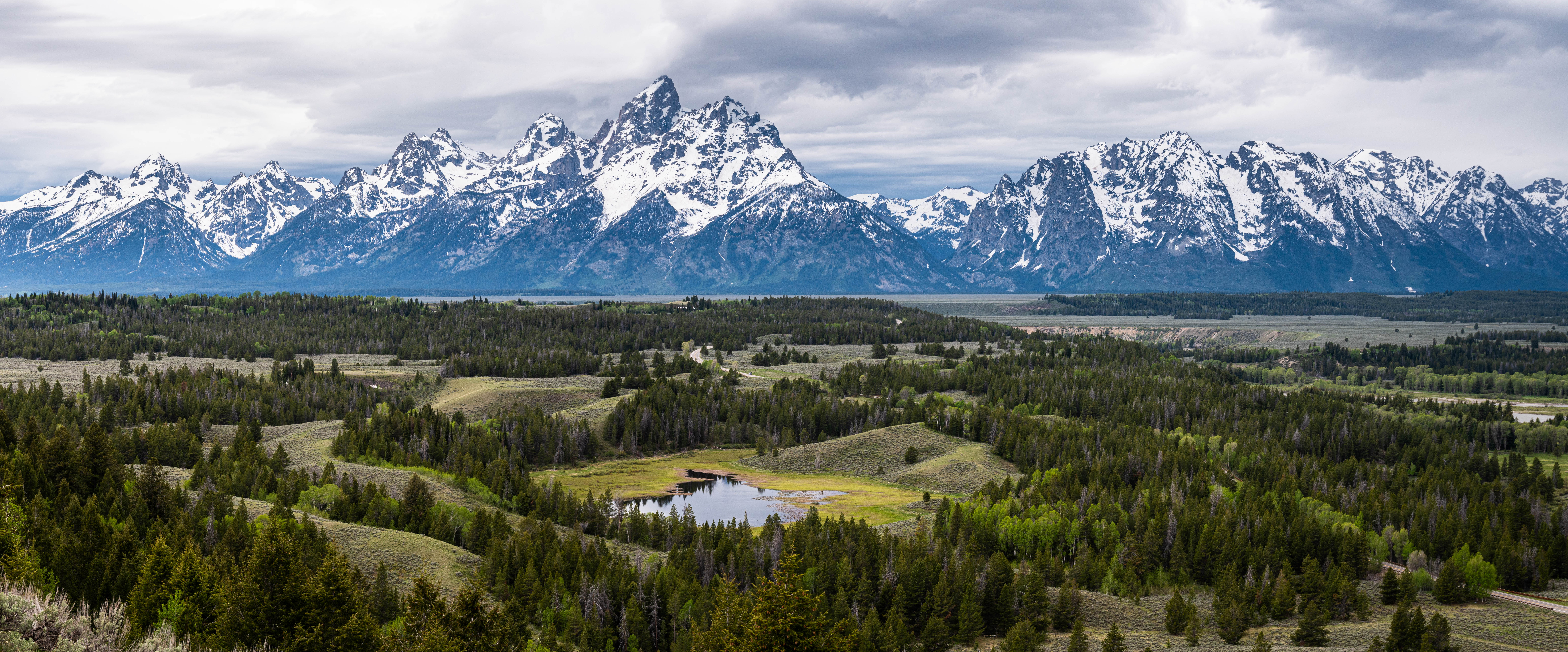 Free download high resolution image - free image free photo free stock image public domain picture -Grand Tetons national mountain range