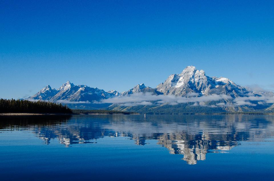 Free download high resolution image - free image free photo free stock image public domain picture  Jackson Lake in Grand Teton National Park