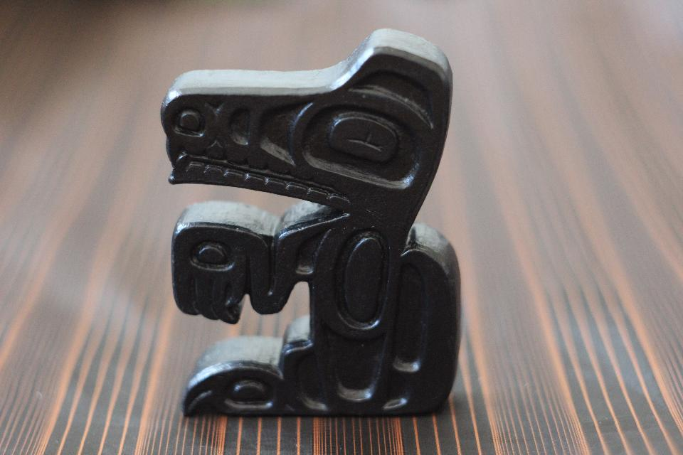 Free download high resolution image - free image free photo free stock image public domain picture  Haida wolf art sculpture