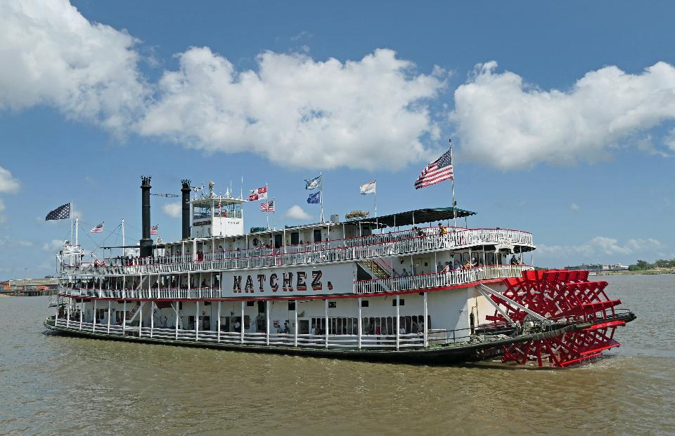 Free download high resolution image - free image free photo free stock image public domain picture  Steamboat Natchez. New Orleans