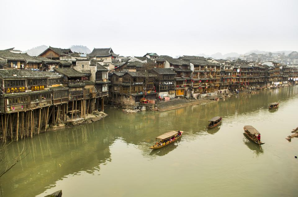 Free download high resolution image - free image free photo free stock image public domain picture  ancient border town in Hunan province, China