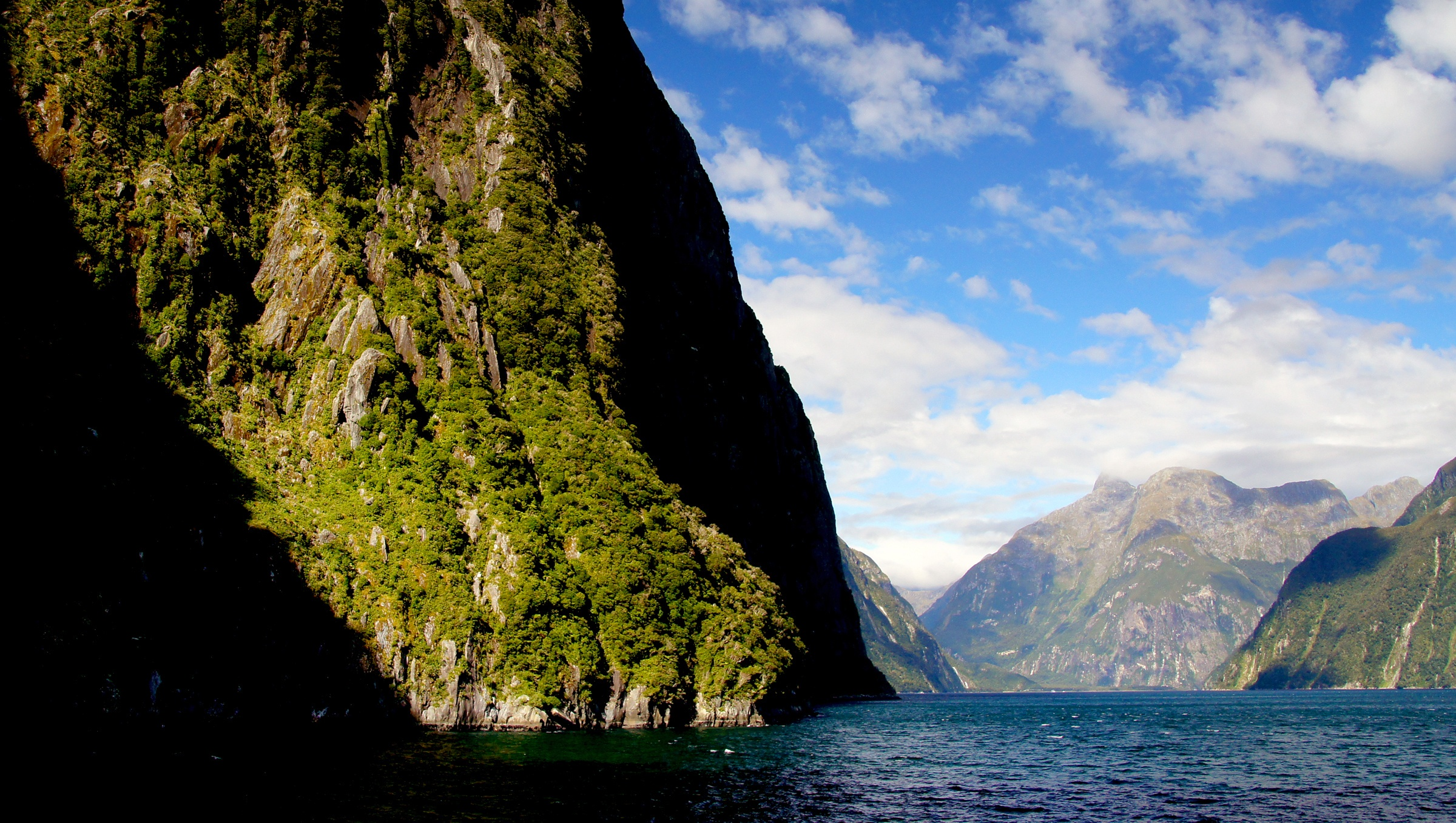 Free download high resolution image - free image free photo free stock image public domain picture -The Fiordland National Park