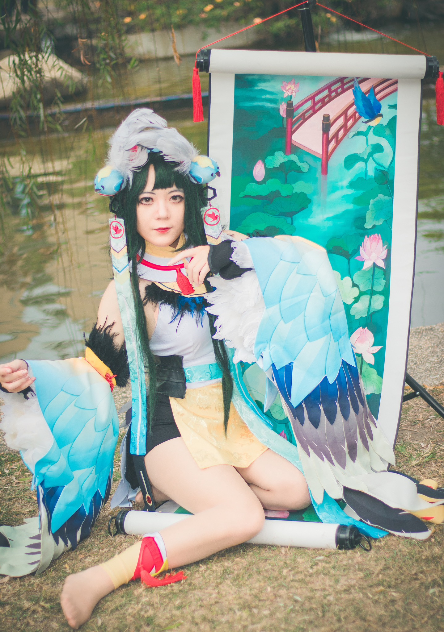 Free download high resolution image - free image free photo free stock image public domain picture -outdoor cosplay girl japanese style