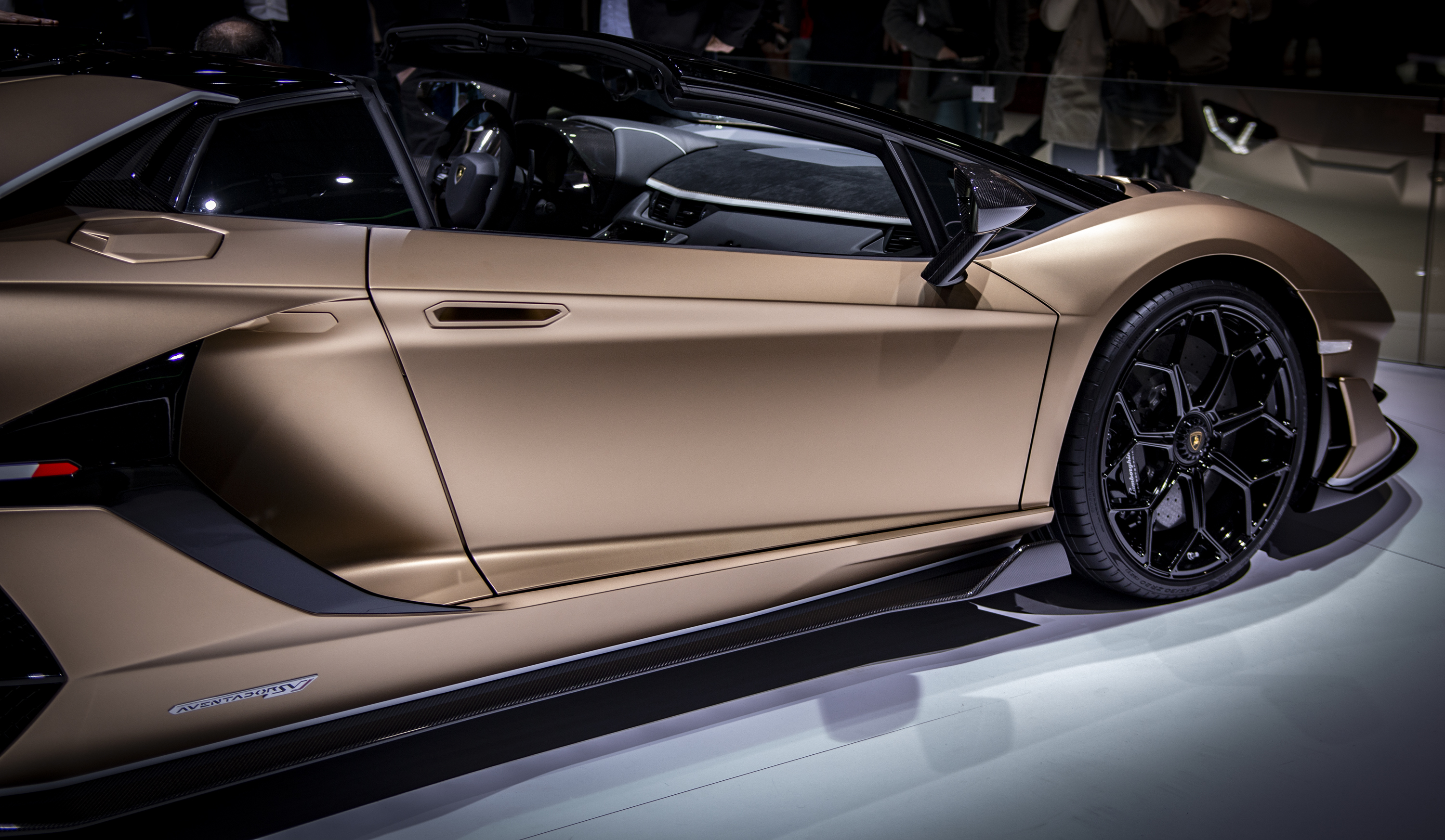 Free download high resolution image - free image free photo free stock image public domain picture -Motor show 2019 Geneva, Switzerland