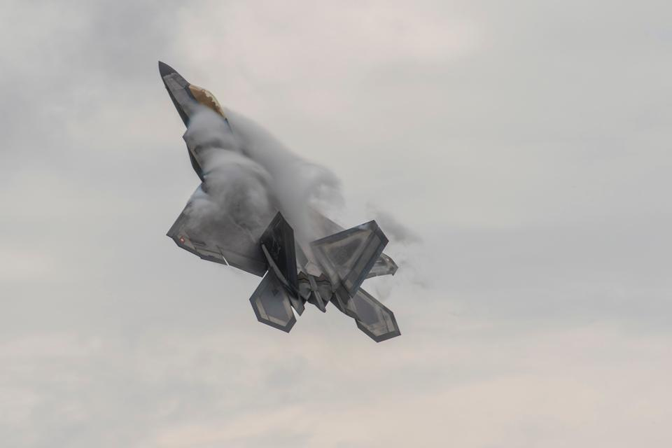 Free download high resolution image - free image free photo free stock image public domain picture  A U.S. Air Force F-22 Raptor with the Air Combat