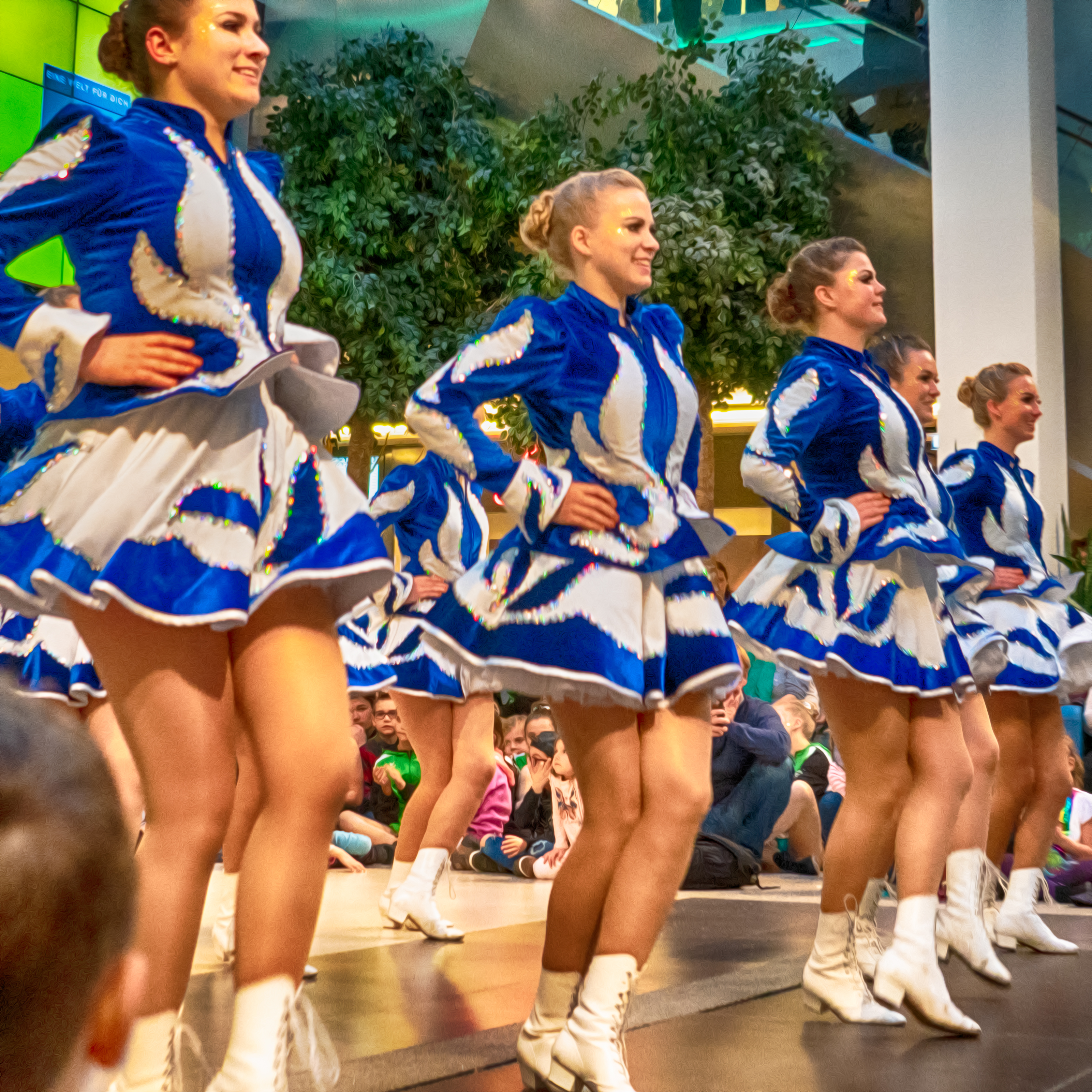 Free download high resolution image - free image free photo free stock image public domain picture -Gruppe von Cheerleadern in Aktion
