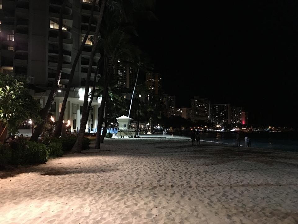 Free download high resolution image - free image free photo free stock image public domain picture  Waikiki Beach and Diamond Head Crater
