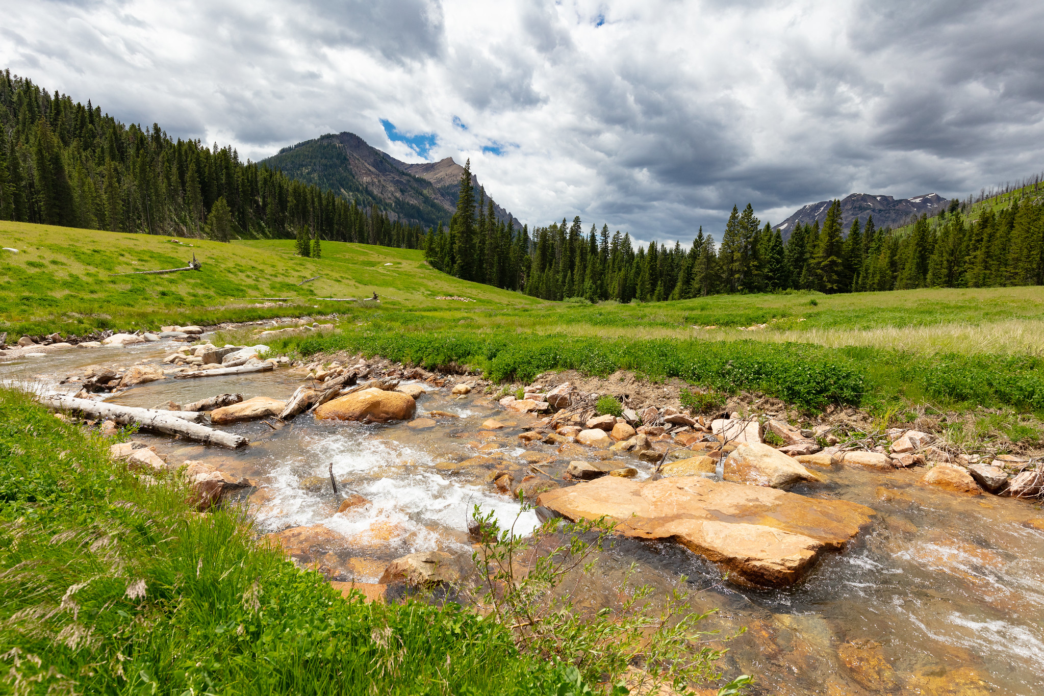 Free download high resolution image - free image free photo free stock image public domain picture -Soda Butte Creek McLaren Mine