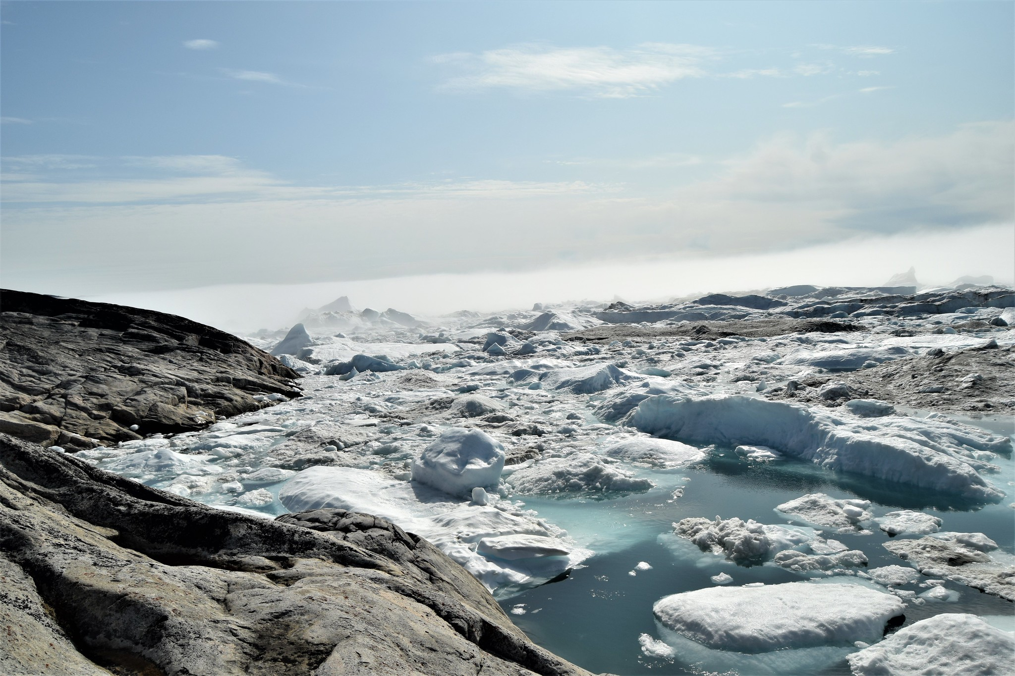 Free download high resolution image - free image free photo free stock image public domain picture -Greenland. Ilulissat. Ice field