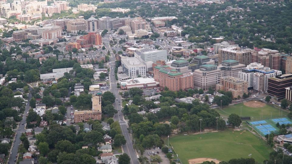 Free download high resolution image - free image free photo free stock image public domain picture  An aerial view of Arlington County