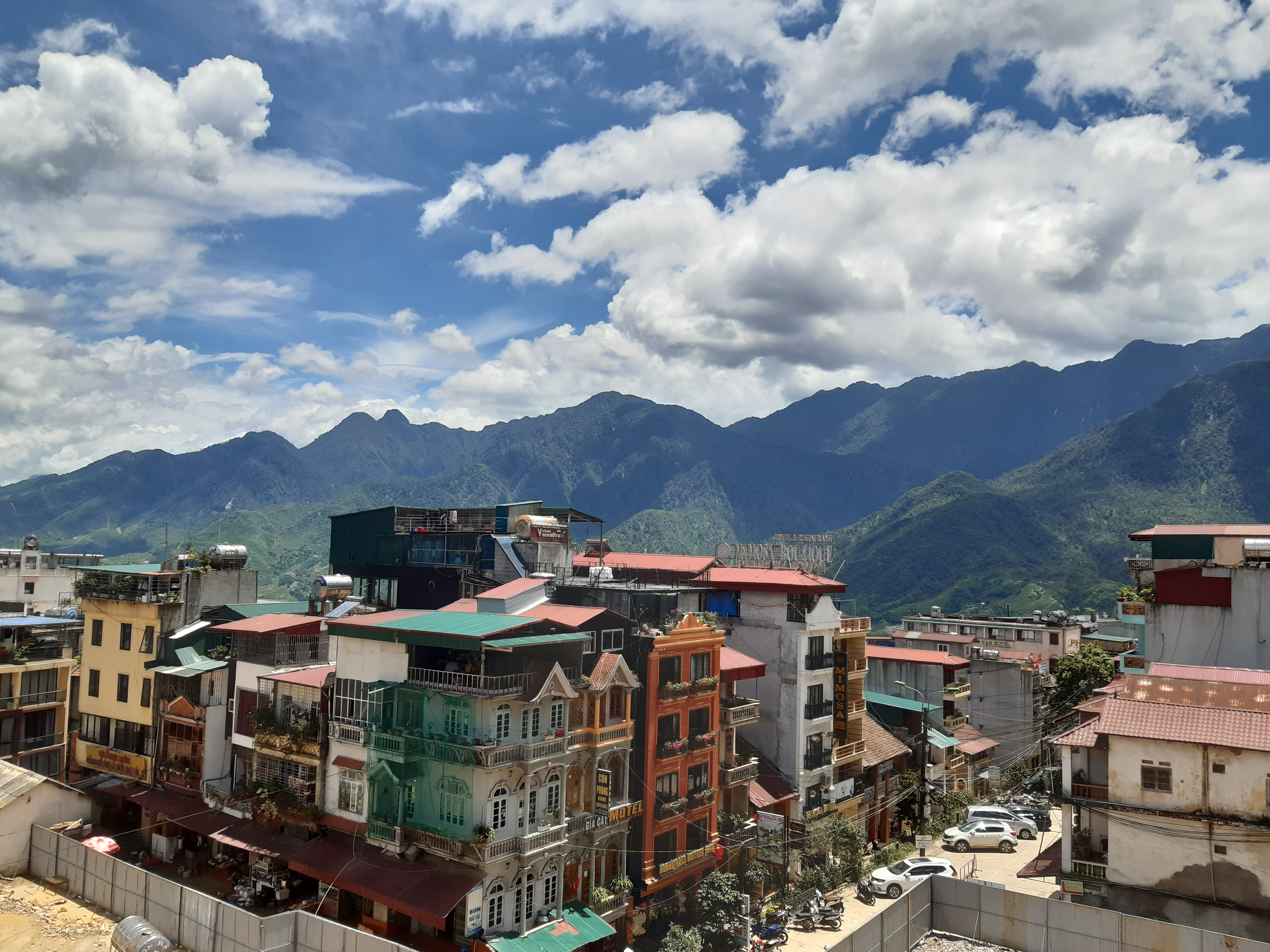 Free download high resolution image - free image free photo free stock image public domain picture -SaPa is a town in the Hoang Lien Son Mountain in Vietnam