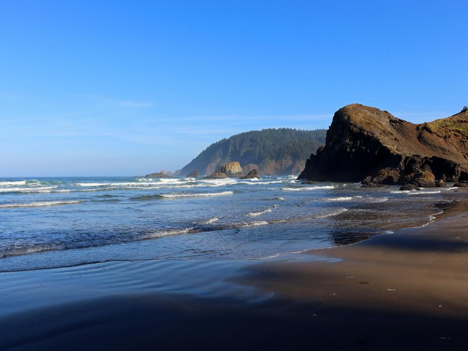 Free download high resolution image - free image free photo free stock image public domain picture  Ecola Point at Pacific Coast in Oregon