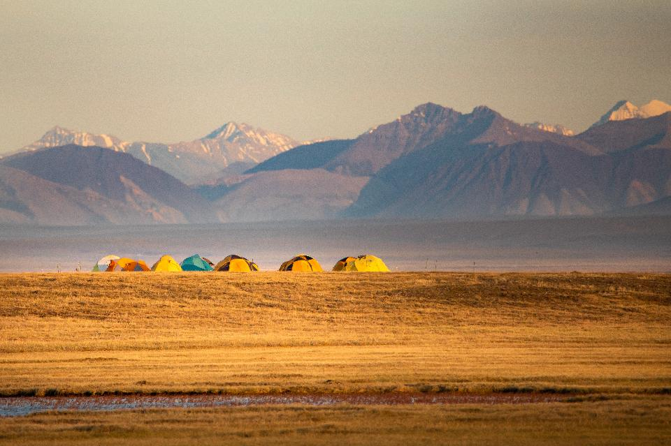 Free download high resolution image - free image free photo free stock image public domain picture  Camping in Arctic National Wildlife Refuge