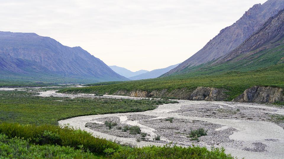 Free download high resolution image - free image free photo free stock image public domain picture  Hulahula River in Arctic National Wildlife Refuge