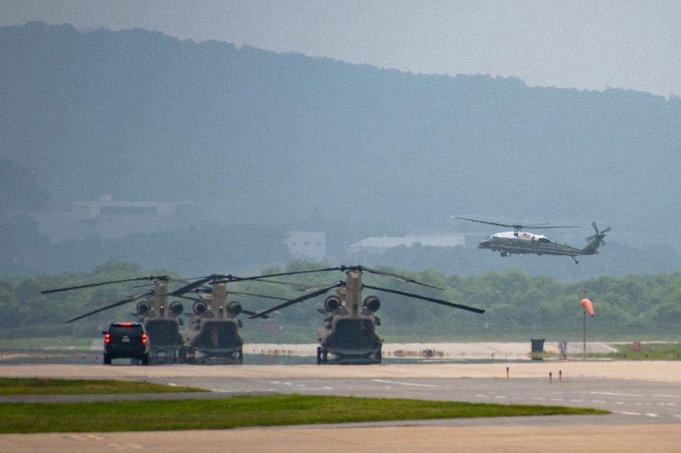 Free download high resolution image - free image free photo free stock image public domain picture  Osan Air Base in South Korea